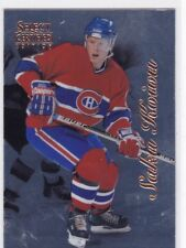 1996-97 SELECT CERTIFIED SILVER INSERT NO 3 JOCELYN THIBAULT MONTREAL CANADIENS