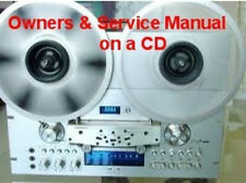 PIONEER RT-909  SERVICE & OWNERS MANUAL 119 PAGES ON CD