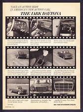 1962 Studebaker Lark Daytona Convertible 9 Photo car ad