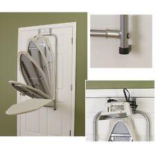 Door Folding Ironing Board Mounted Fold Hidden Wall Mount Household Essentials