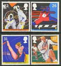 Gb Mnh Scott 1378-1381, 1991 Sports, World Student Games, set of 4