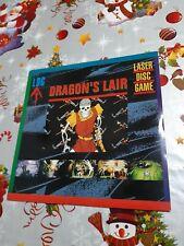 DRAGON'S LAIR LASERDISC GAME LDG PAL SOFTWARE CORNER AMIGA PC