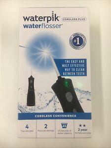 Waterpik Water Flosser Cordless Plus WP-462UK Brand New & Sealed Free Postage