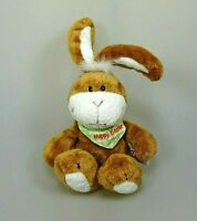 Nici Hase mit Tuch Happy Easter Osterhase ca. 20 cm
