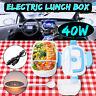 Electric Heated Car Plug Heating Lunch Box Bento Food Warmer BPA FREE For Kids ❤