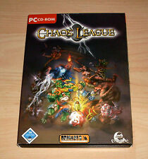 Gioco COMPUTER PC GAME GIOCO-caos League-TEDESCO COMPLETO