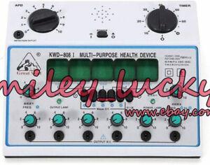 Elektro-Akupunktur Stimulator Maschine KWD808-I 6 Ausgang Patch Massagegerät Set
