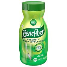 Benefiber Prebiotic Fiber Supplement, 190 Servings