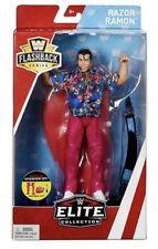 WWE Mattel Razor Ramon Exclusive Flashback Elite Series 2 Figure