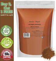1 lb Nutmeg Powder 100% Pure Natural Ground Spice Myristicaceae Nuez Moscada
