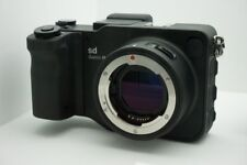 SIGMA mirrorless single lens sd Quattro H BODY ONLY New from japan Free Shipping
