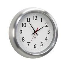 Orologi da parete in metallo analogico 24 ore