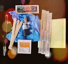 Stick And Poke Tattoo Kit.  Home Made Tattoos, Made In America