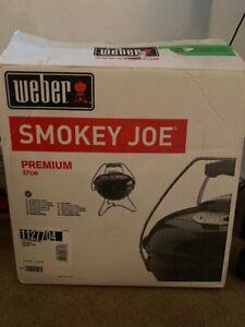 Weber Smokey Joe premier BBQ Green New In Box