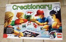 Lego Creationary Board Game 3844
