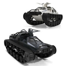 RC Tank 1:12 2.4G 4WD High Speed Drift Remote Control Car Vehicle Model