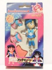 "Mercury 3"" Pachi Pachi BANDAI Sailor Moon Mini Dressables Doll Figure JAPAN"
