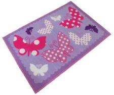 Polyester Hearts Children's Bedroom Rugs