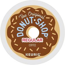 Keurig Donut Shop Single-Serve K-Cup Pods Medium Roast Coffee - 72 Count