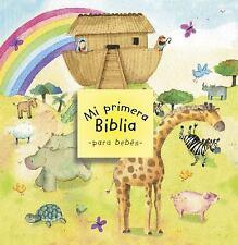 Mi Primera Biblia Para Bebes (Board Book)