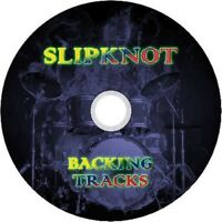 SLIPKNOT GUITAR BACKING TRACKS CD BEST GREATEST HITS MUSIC PLAY ALONG METAL MP3