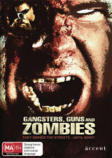 Gangsters, Guns And Zombies (DVD) - ACC0265