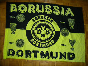 BORUSSIA DORTMUND vintage flag