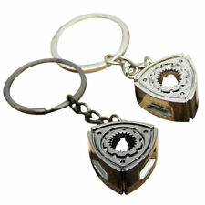 Auto Part Triangle Engine Rotary Rotor Keyring Key Ring Chain Keychain Keyfob