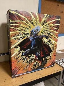 Large Marvel Thor Breaker Of Brimstone Statue Sideshow - NEW!!!