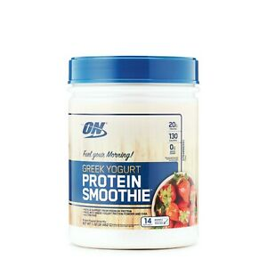 Optimum Nutrition Greek Yogurt Protein Smoothie 1.02LB