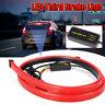 40'' Car High Mounted Third Brake Stop Tail LED Light Bar Warning Signal Strip