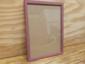 ArtToFrames 10x14 inch Berry Rustic Barnwood Wood Picture Frame, 2WOM0066-1343-Y
