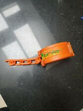 1985 My Pet Monster Orange Colored Hand Cuff Shackle RARE!