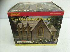 More details for lot..531.....oo gauge hornby skaledale r8517 the old school house.........#20#