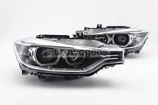 BMW 3 Series F30 F31 12-15 Xenon Look Headlights Set Pair Upgrade Plug & Play