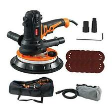 Electric Drywall Sander Machine - Handheld Power Tools with Dust Collector