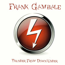 Frank Gambale • Thunder From Down Under CD 1989 Wombat Records 2018 •• NEW ••