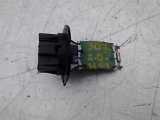 Peugeot 307 heater resistor
