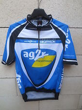 Maillot cycliste AG2R Prévoyance cycling shirt jersey Décathlon Tour de France M
