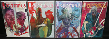 Olympus #s 1-4 4pc LOT - Image Comics - (High Grade) - 2009