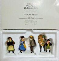 Dept 56 Heritage Village Polka Fest - 56073