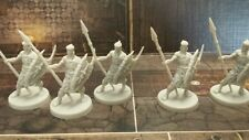 Lot of five (5) Belit's Guards miniature Conan Board Game NEW! Monolith 28mm