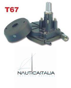 TIMONERIA ULTRAFLEX T67 PER M58 - NAUTICA BARCA GOMMONE - SCATOLA DI GUIDA T 67