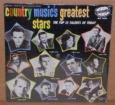 Country Music's Greatest Stars George Jones Dottie West Starday SEALED vinyl LP