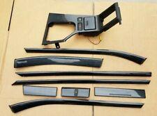 BMW E39 Technical Graphite / Cubic Interior  Trim Set M5 540i 528i 530i 5series