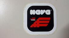 Adesivo Sticker NAVA  GRANTURISMO HELMET cm 6,5 x 6,5 circa