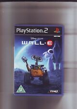 DISNEY PIXAR : WALL.E - WALLE KIDS CHILDS PS2 GAME OF FILM - ORIGINAL & COMPLETE