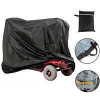 Wheelchair Mobility Scooter Storage Cover UV Rain Protector Waterproof 170CM A A