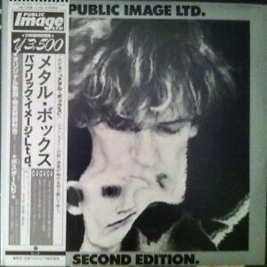 Public Image Limited - Second Edition / VG+ / 2xLP, Album, Gat