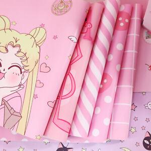 Anime Sailor Moon Tsukino Usagi Waterproof Pink Girls Picnic Table Mat Mousepad